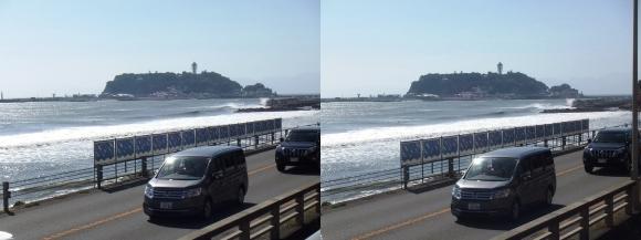 江ノ島電鉄 鎌倉高校前駅②(交差法)
