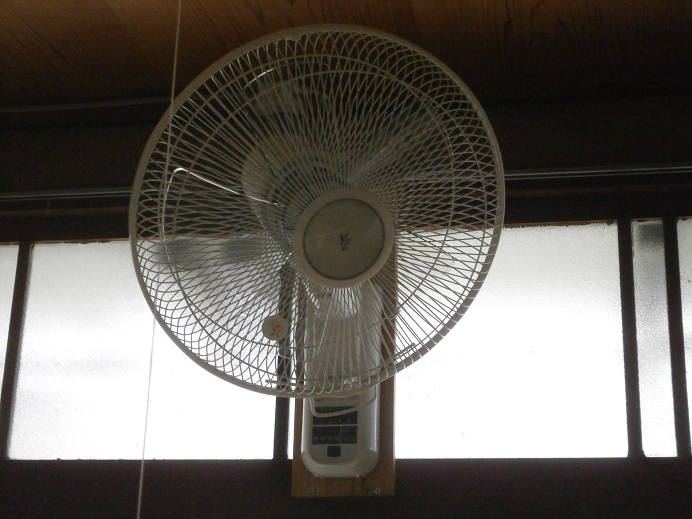 0813扇風機
