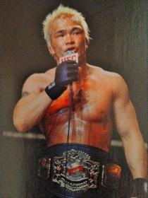 ヤマケンUFC-JAPAN王者