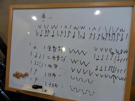 リズム(音符)・ワークショップ