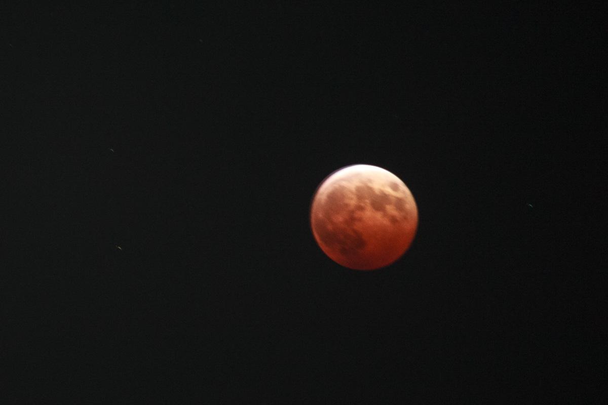 赤い月 (2 - 1)