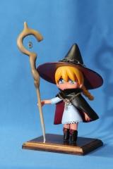 魔法使いの女の子1