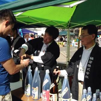 日本酒バル 2014