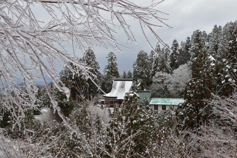 四王寺の滝 (3)