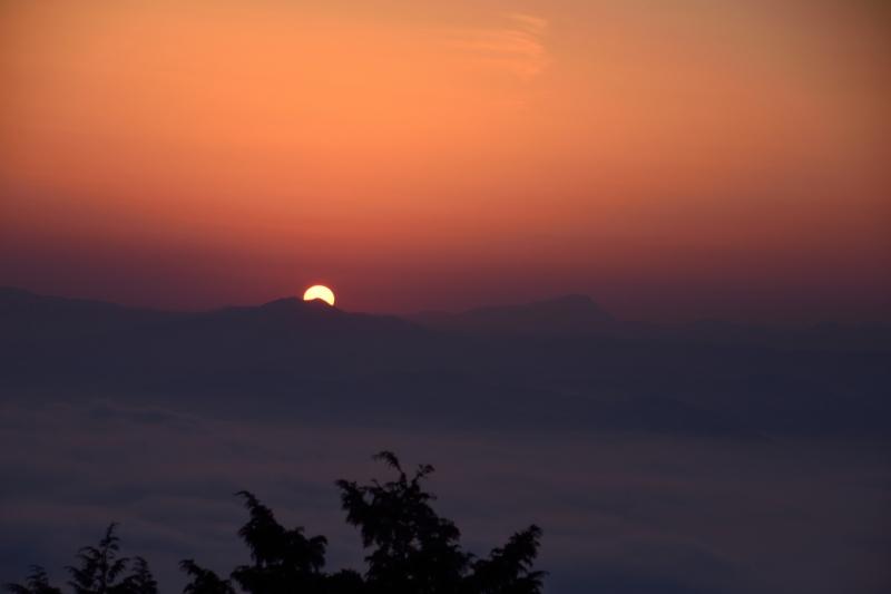日田の底霧 (6)