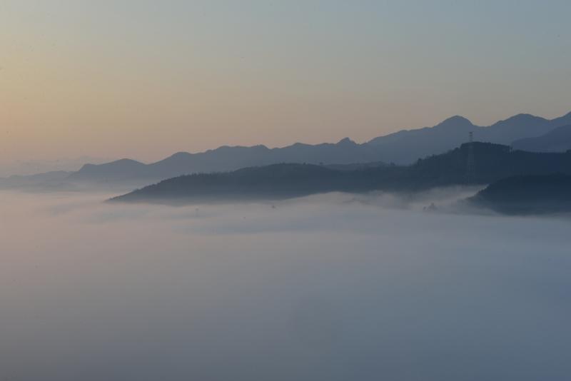 日田の底霧 (11)