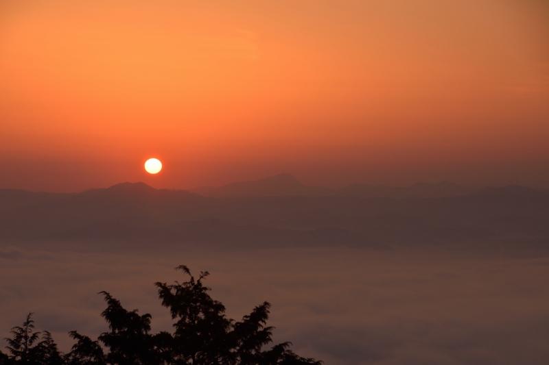 日田の底霧 (9)