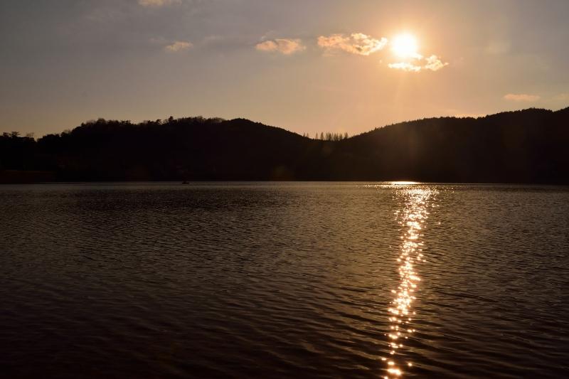 千倉ダム湖畔 (1)