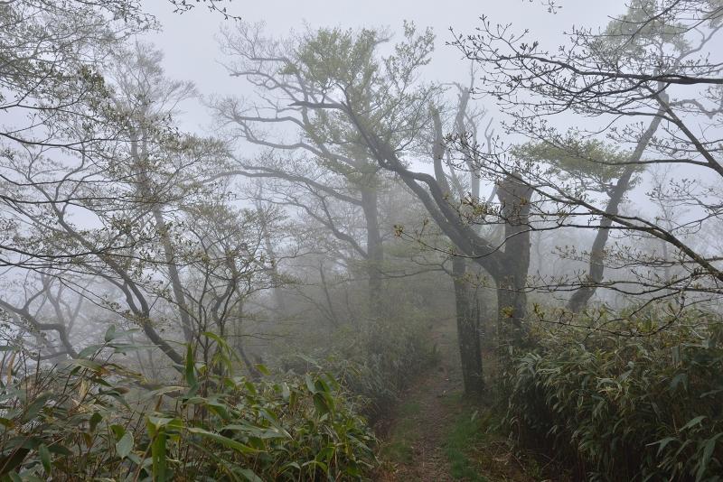釈迦岳 山開き (17)