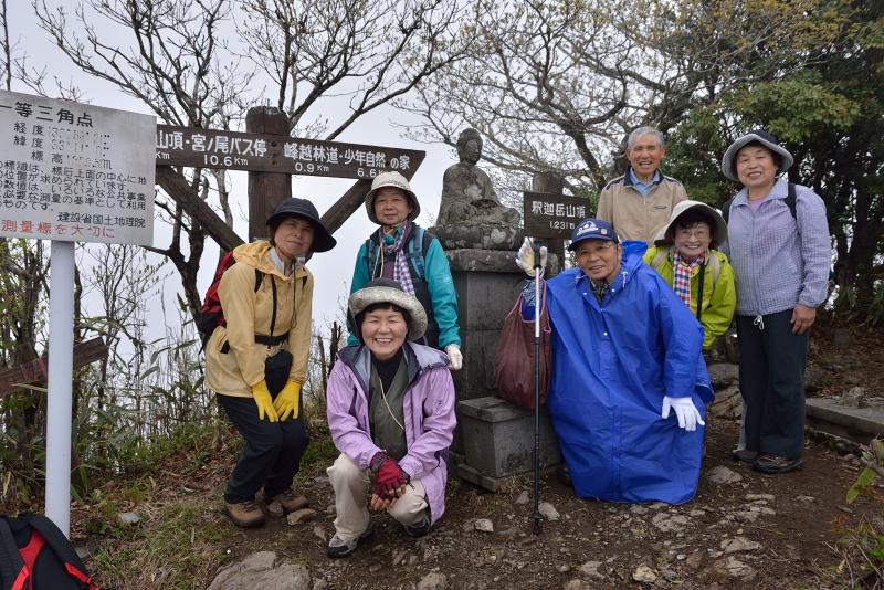 釈迦岳 山開き (13)