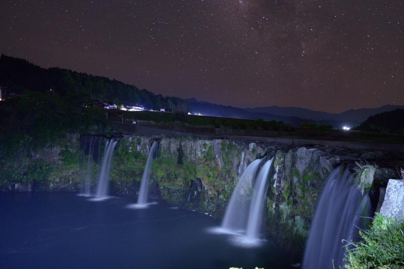 原尻の滝 (2)