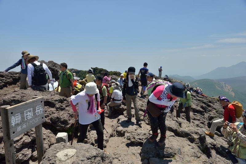 韓国岳 (6)