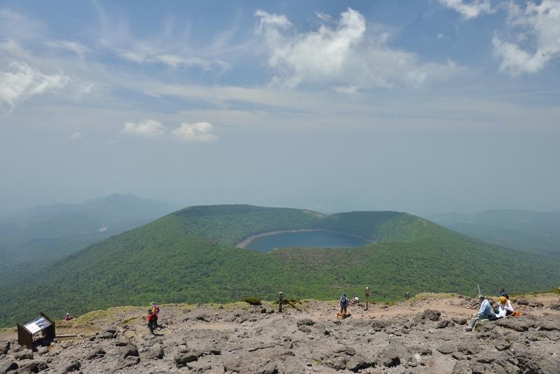 韓国岳 (7)