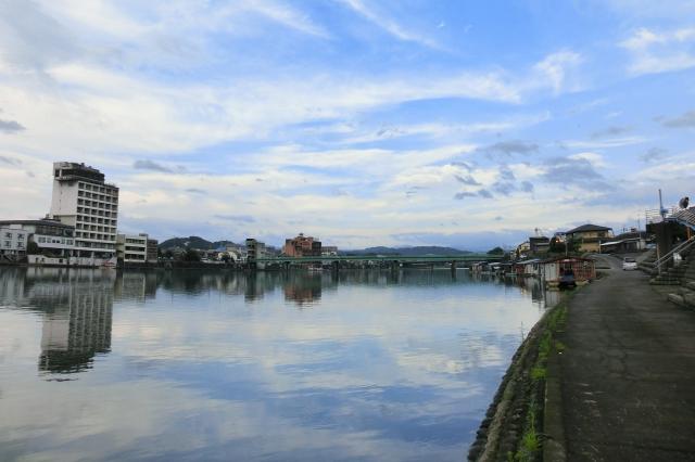 三隈川 ランニング (6)