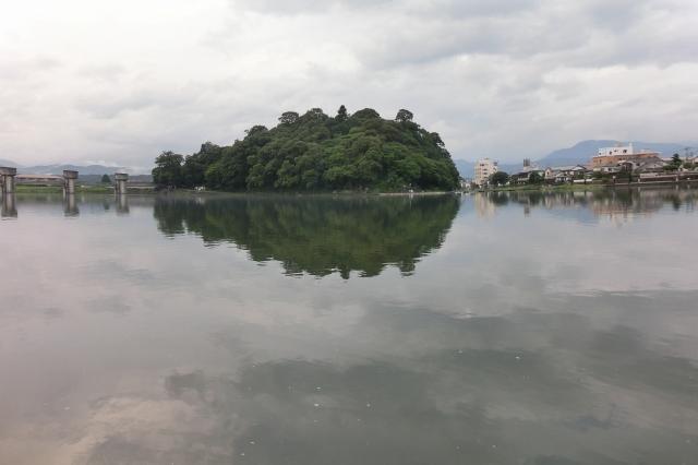 三隈川 ランニング (4)