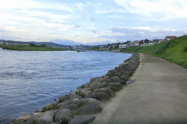 三隈川 ランニング (10)