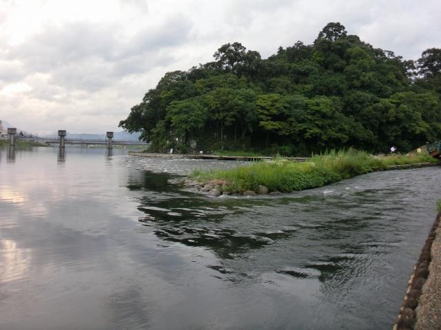 三隈川 ランニング (17)