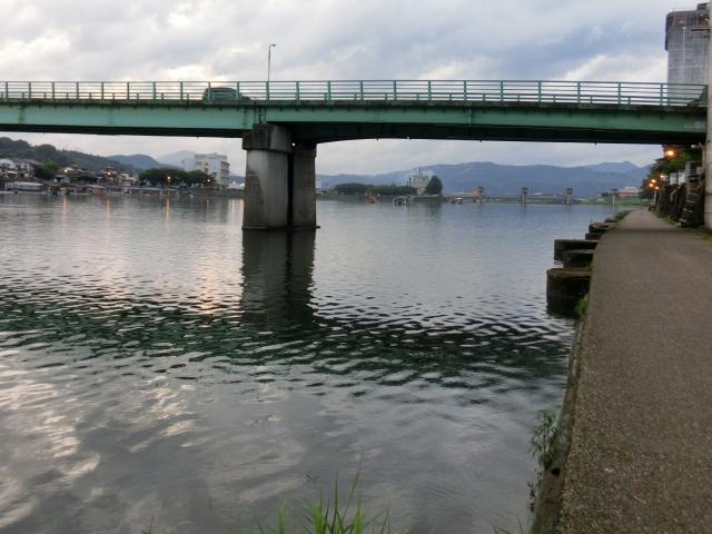 三隈川 ランニング (14)