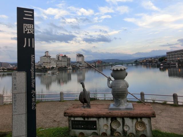 三隈川 ランニング (21)