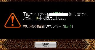 1409ソウルガード売