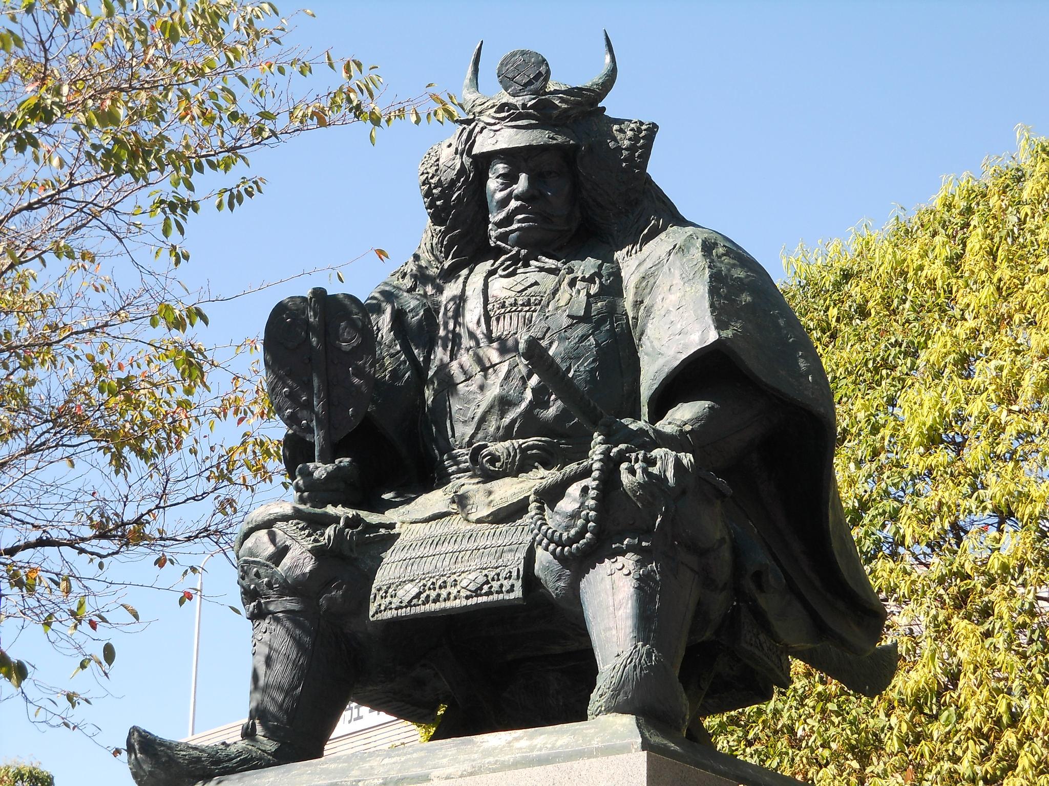 「武田信玄像」の画像検索結果
