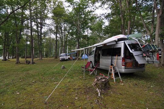 304キャンプサイト