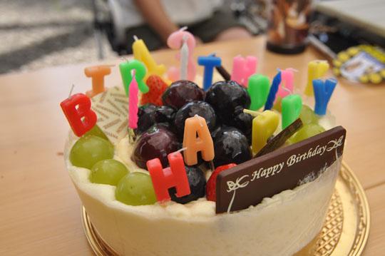 010誕生日ケーキ