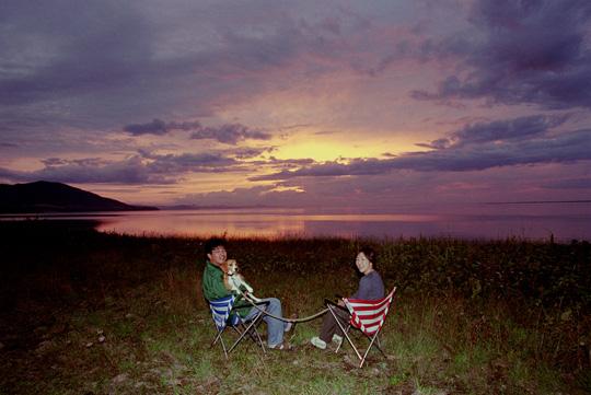 007サロマ湖キムネアップキャンプ場