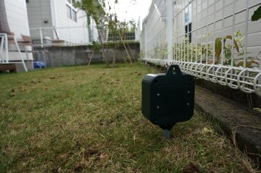 猫(動物)撃退装置(乾電池仕様) PB0032A