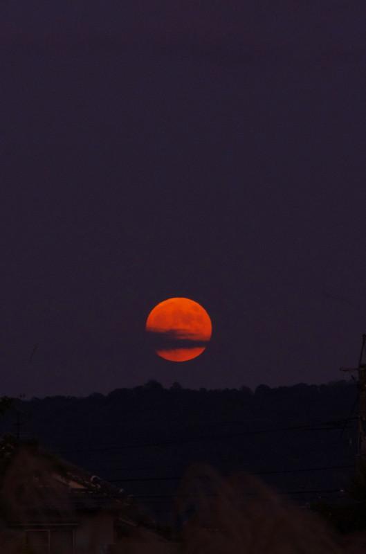 平城京 月食2