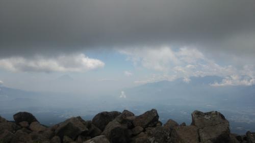 南アルプスと富士(3)