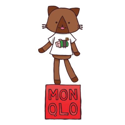 モンクロ モンスターハンター10周年記念UT
