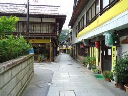 渋温泉 済