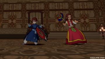 フレと踊る元僧侶