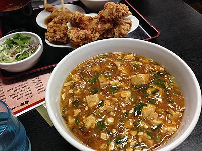 布袋麻婆麺