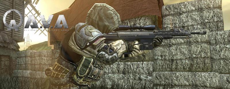FPSオンラインゲーム『AVA:アライアンス オブ ヴァリアント アームズ』
