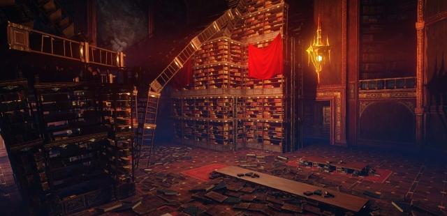 『アーキエイジ』 新インスタンスダンジョン「エアナード図書館」