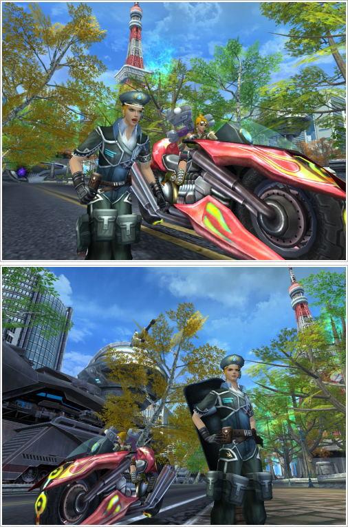 ファンタジーオンラインゲーム『ARK FRONTIER -時空漂流-』