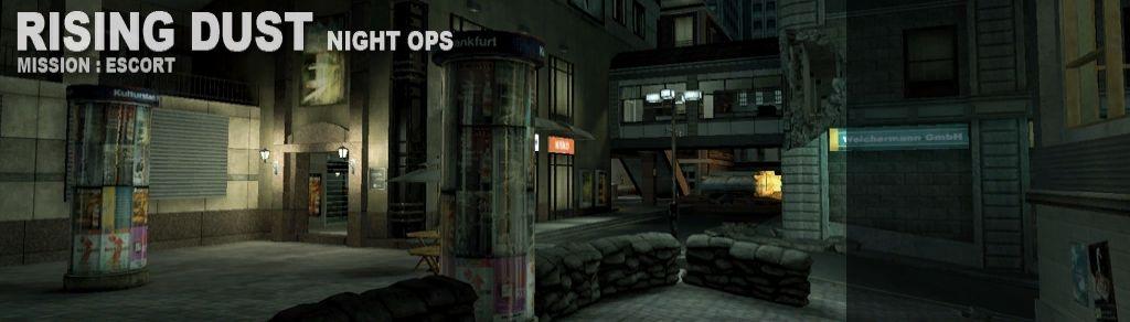 FPSオンラインゲーム『AVA:アライアンス オブ ヴァリアント アームズ』護衛イベント対象マップ