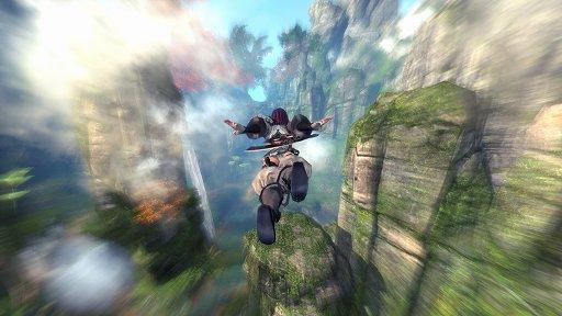 ダーク3DMMORPG『ブレイドアンドソウル』
