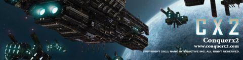 ブラウザ戦略シミュレーション『CONQUERX2』