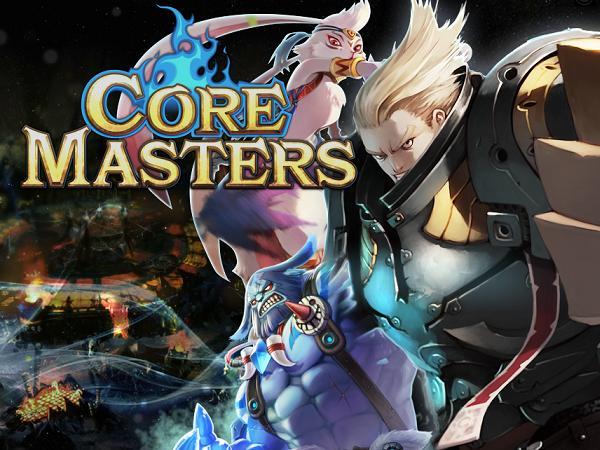 人気オンラインゲーム『コアマスターズ』