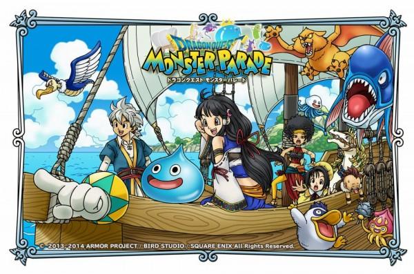 人気ブラウザゲーム『ドラゴンクエスト モンスターパレード』 新ストーリー公開!