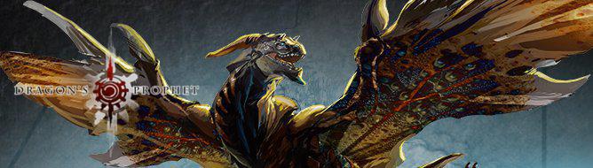 大作ファンタジーオンラインゲーム『DRAGON'S PROPHET:ドラゴンズプロフェット』