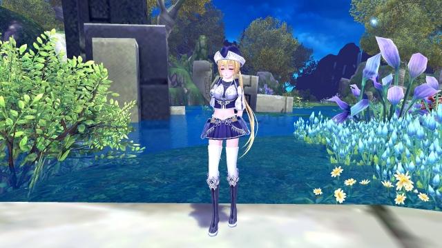新作人気オンラインゲーム『 幻想神域 -Innocent World- 』 クイズ報酬宝箱をゲットしてアバターを手に入れよう!