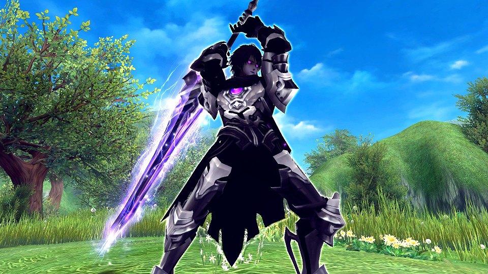 『 幻想神域 -Innocent World- 』バルドルの闇の聖典スタイル