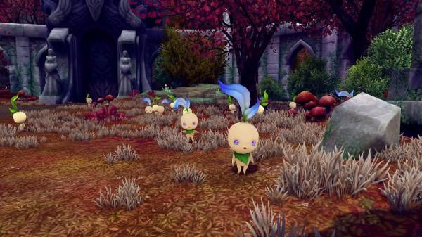 『 幻想神域 -Innocent World- 』かわいいプナシーが襲い掛かる!新ダンジョン「異界・ルーンヒル」実装!
