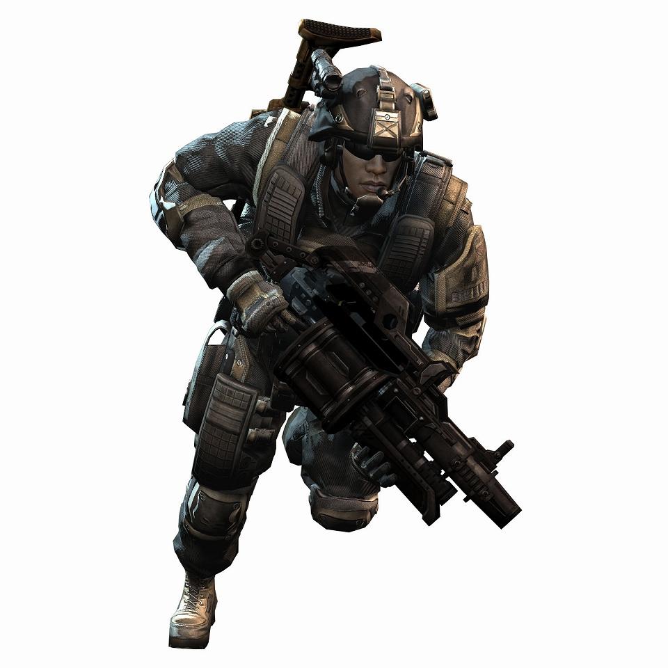 注目の新作オンラインゲーム『HOUNDS:ハウンズ』洗練された高性能なオリジナルデザインの三系統の防具が登場だ!最新式防弾チョッキ(男性)