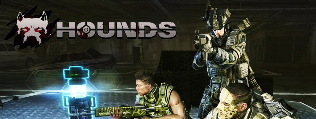 新ジャンルRPS(Role Playing Shooting)『HOUNDS:ハウンズ』