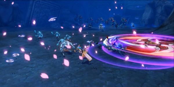 アクションオンラインゲーム『KRITIKA:クリティカ』 各キャラクターのスキルが大幅にパワーアップする「覚醒」システム、「暗殺者」覚醒スキル